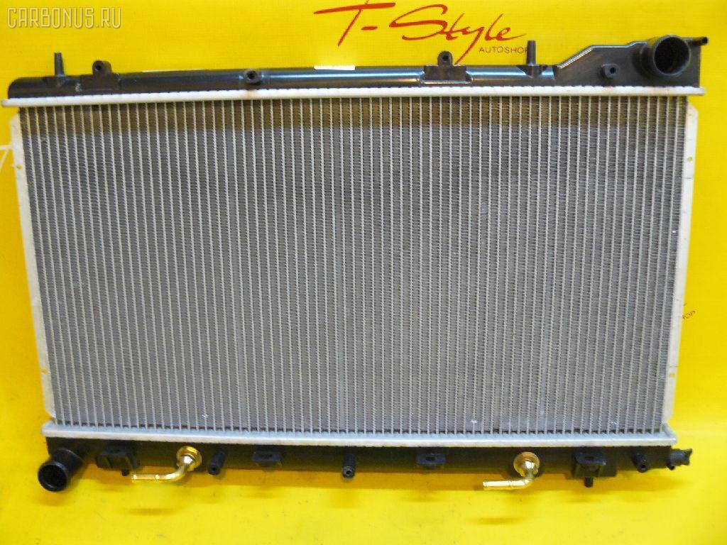 Радиатор ДВС SUBARU FORESTER SG5. Фото 6