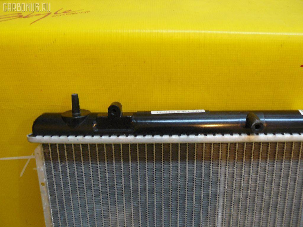 Радиатор ДВС SUBARU FORESTER SG5. Фото 8