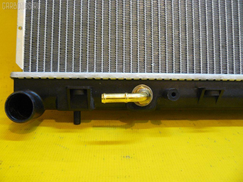 Радиатор ДВС SUBARU FORESTER SG5. Фото 9
