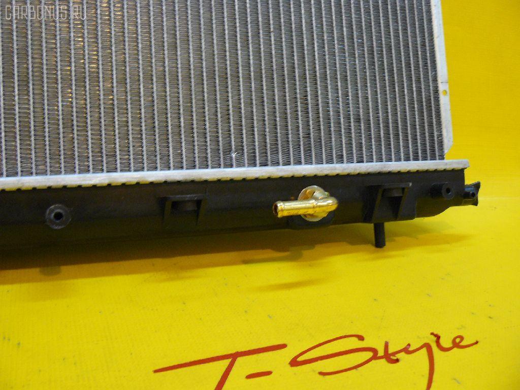 Радиатор ДВС SUBARU FORESTER SG5. Фото 10