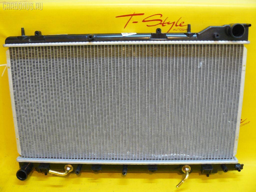 Радиатор ДВС SUBARU FORESTER SG5. Фото 11