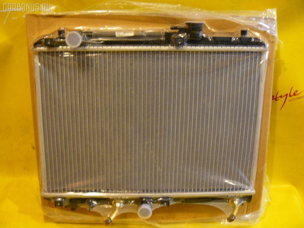 Радиатор ДВС SUZUKI CULTUS CG21W G15A. Фото 1