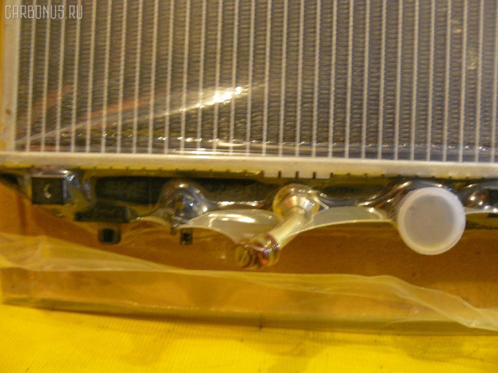 Радиатор ДВС SUZUKI CULTUS CG21W G15A. Фото 5