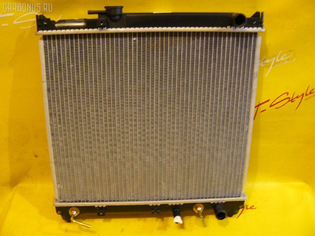 Радиатор ДВС SUZUKI ESCUDO TD01W G16A. Фото 1