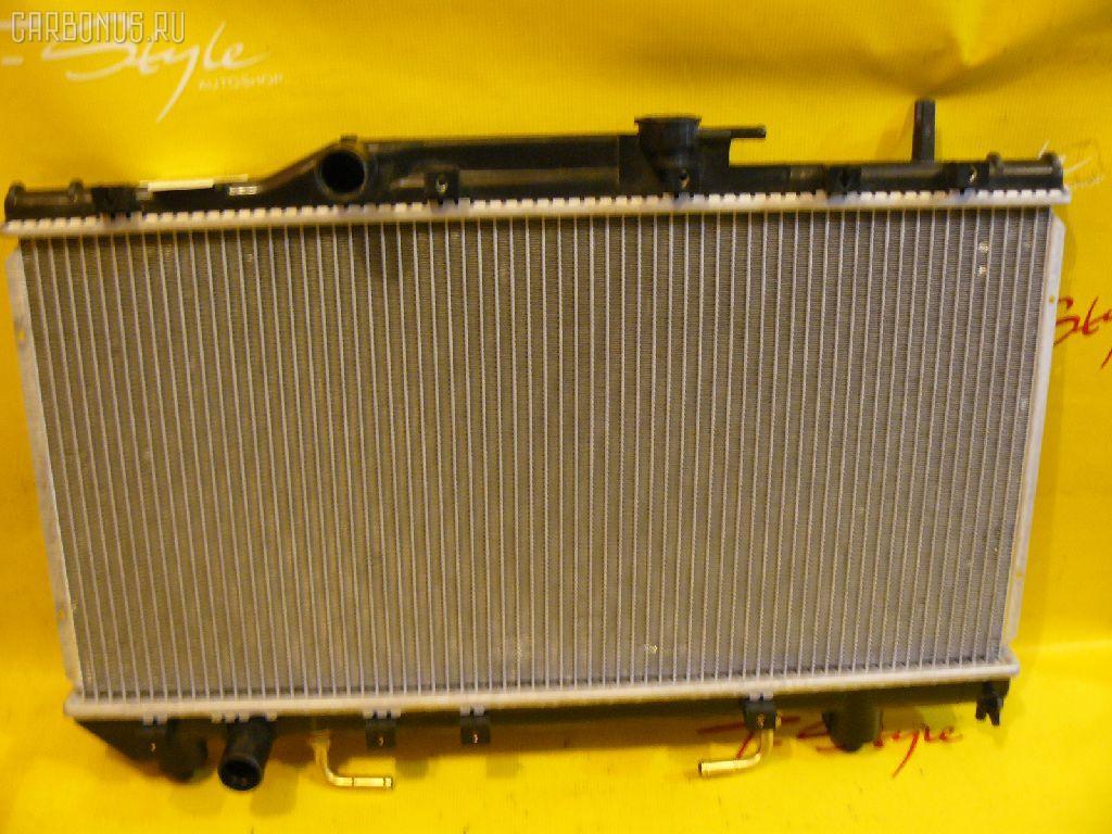 Радиатор ДВС TOYOTA CORONA AT190 5A. Фото 1