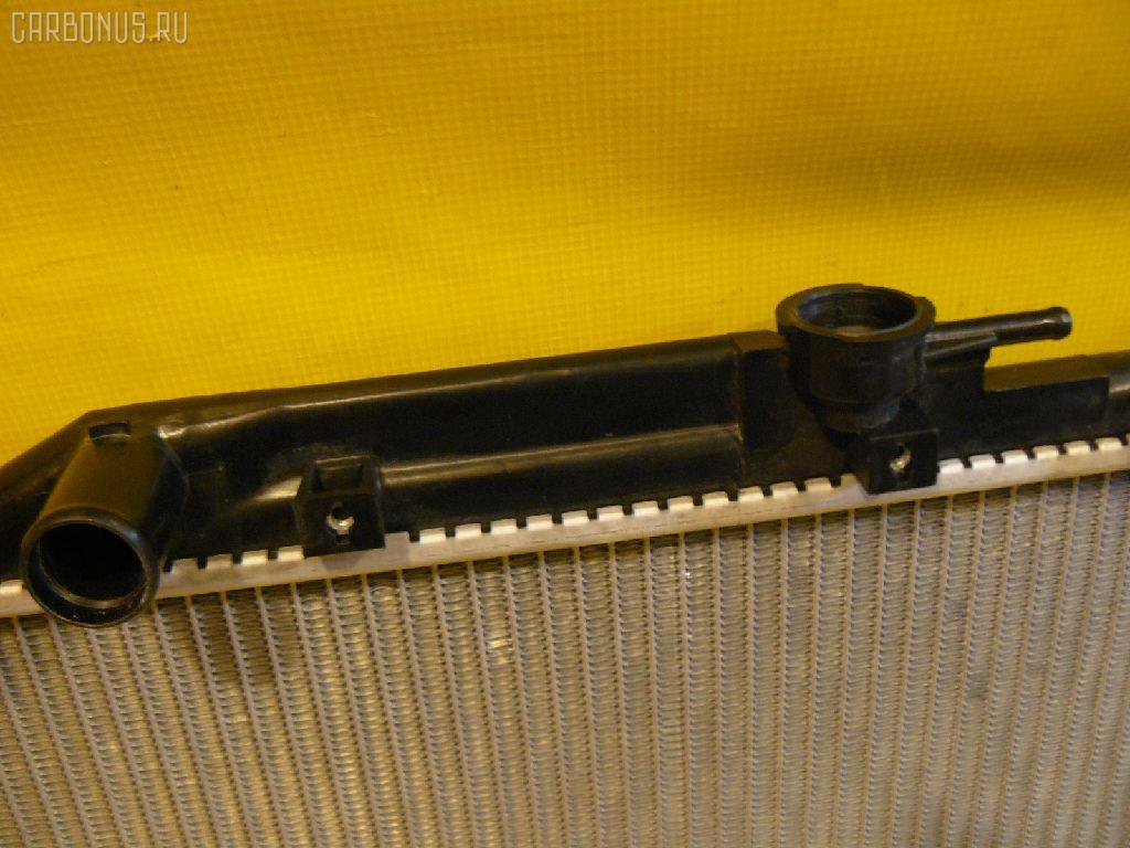 Радиатор ДВС TOYOTA CORONA AT190 5A. Фото 2
