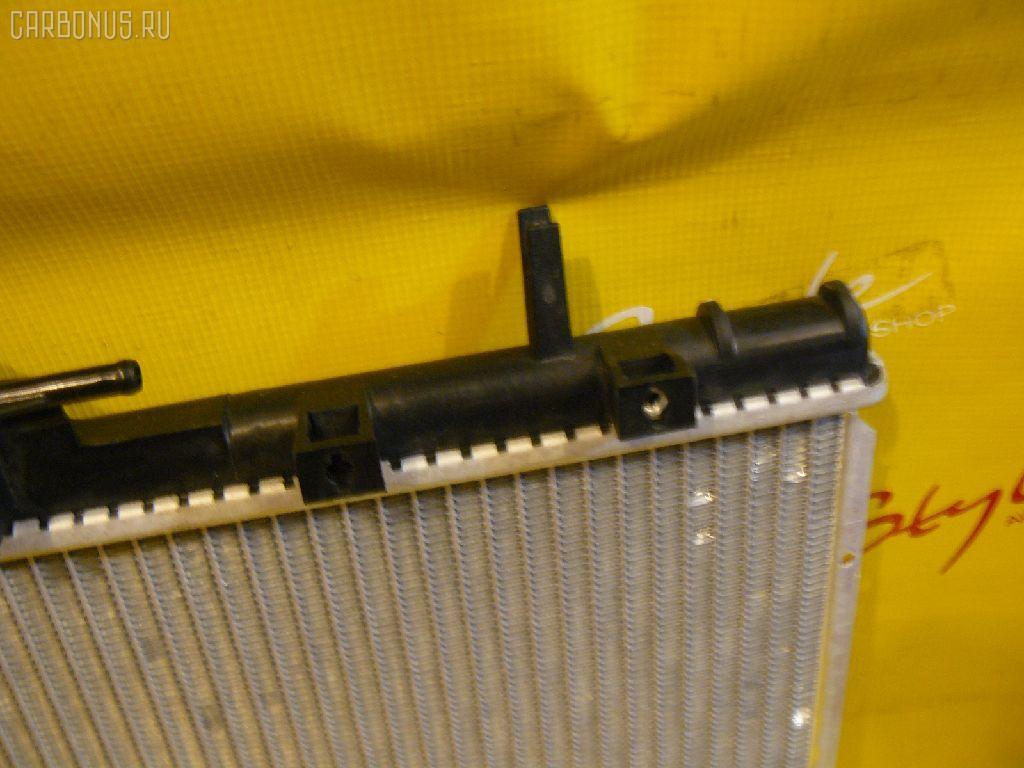 Радиатор ДВС TOYOTA CORONA AT190 5A. Фото 3