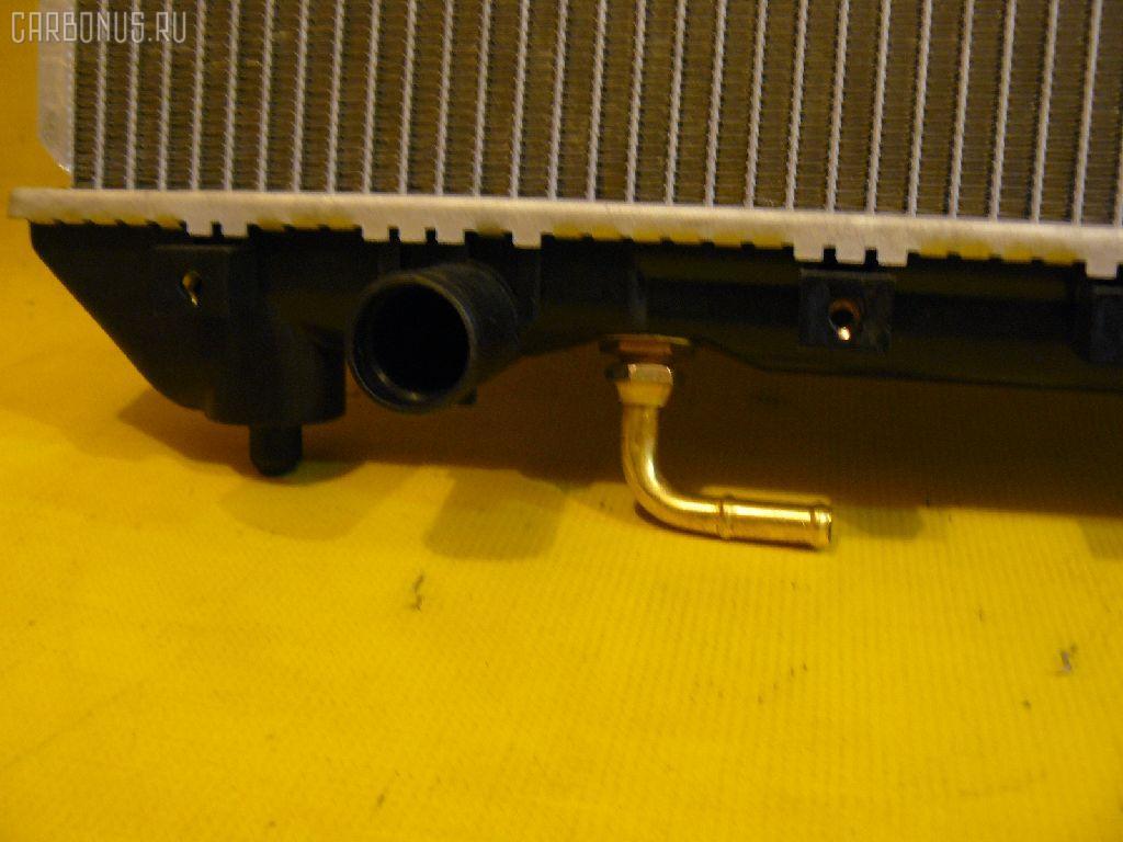 Радиатор ДВС TOYOTA CORONA AT190 5A. Фото 5