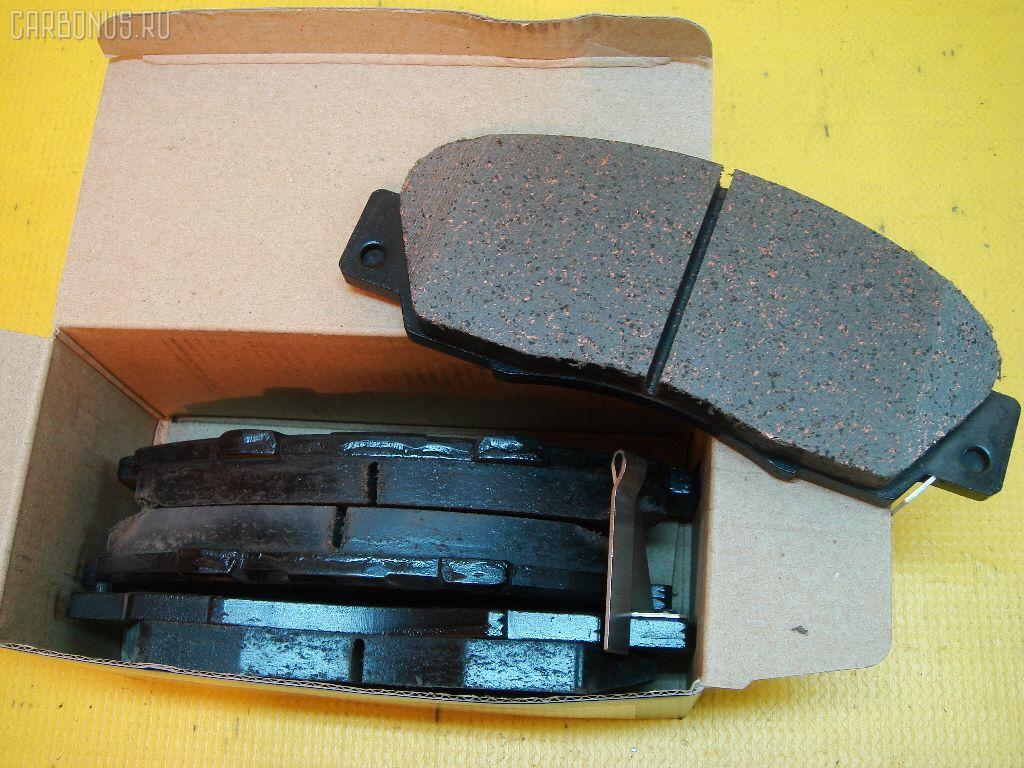 Тормозные колодки HONDA ACCORD CF7. Фото 1