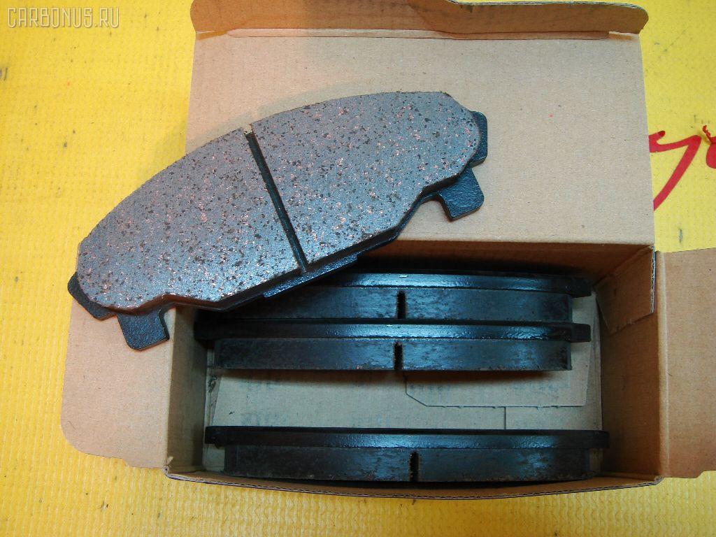 Тормозные колодки DAIHATSU CHARADE Фото 1