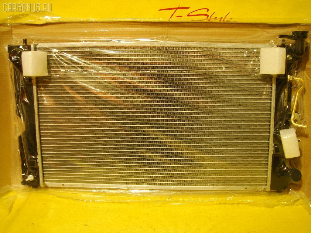 Радиатор ДВС TOYOTA COROLLA CE121 3C. Фото 1
