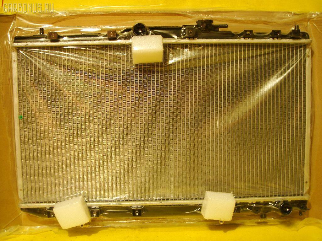 Радиатор ДВС TOYOTA CORONA CT210 2C. Фото 1