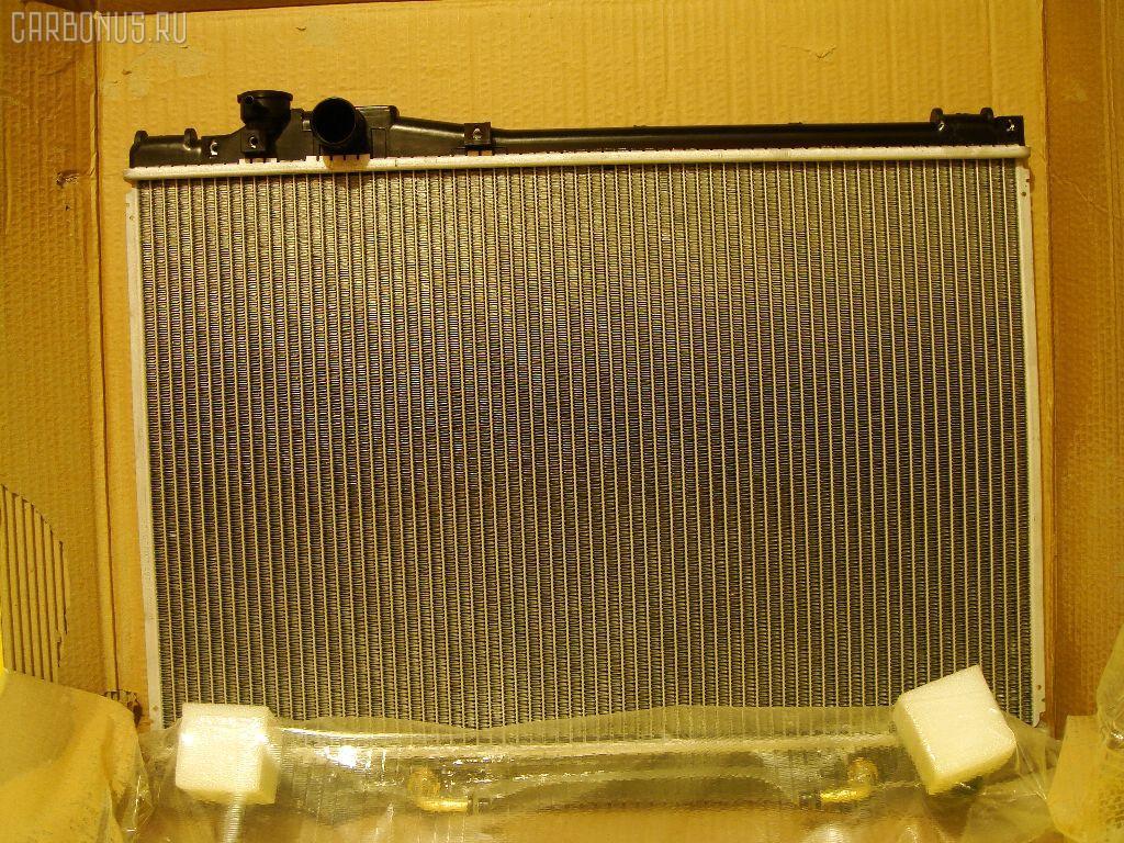 Радиатор ДВС TOYOTA CROWN JZS141 1JZ-GE. Фото 1