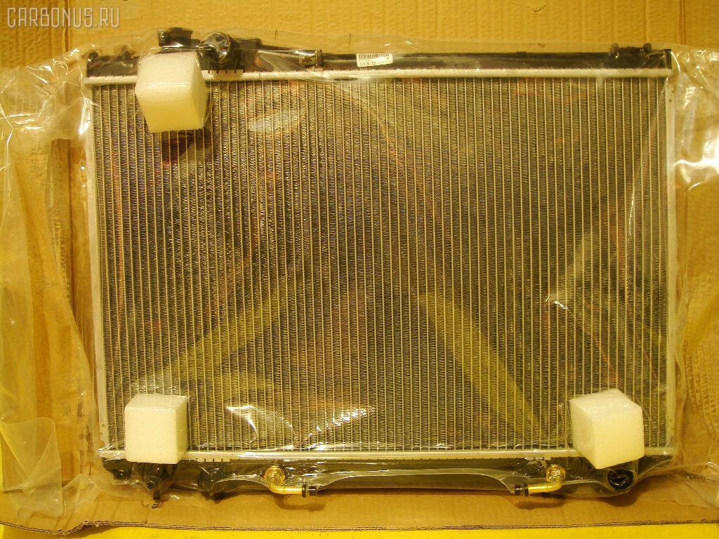 Радиатор ДВС TOYOTA CROWN JZS141 1JZ-GE. Фото 2