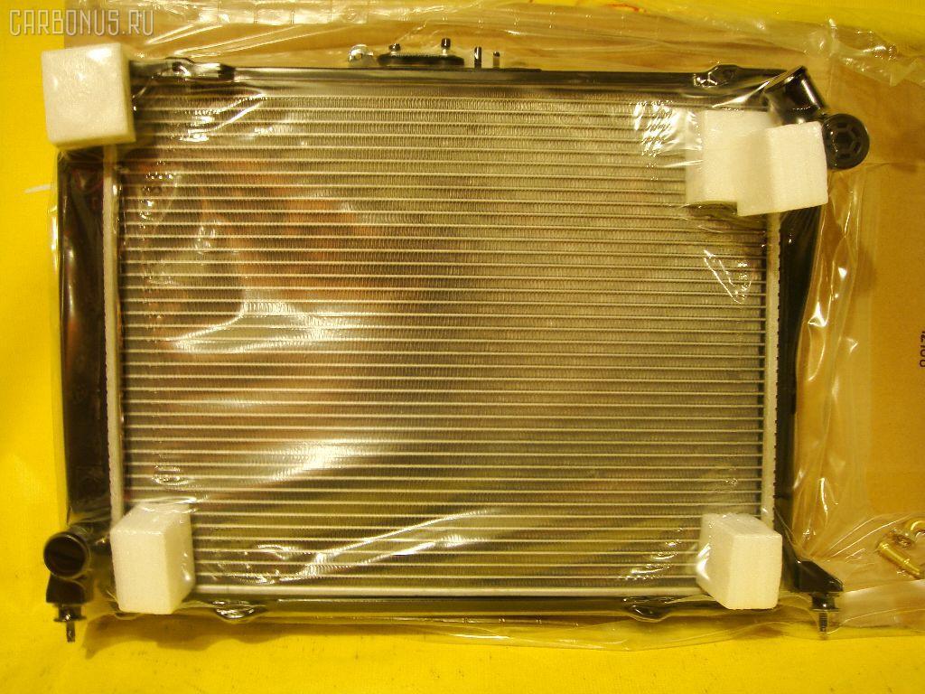 Радиатор ДВС TOYOTA HIACE LH107. Фото 1