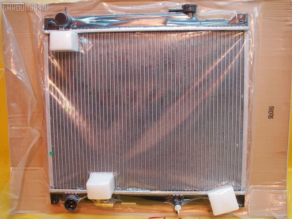 Радиатор ДВС SUZUKI ESCUDO TD11W H20A. Фото 6