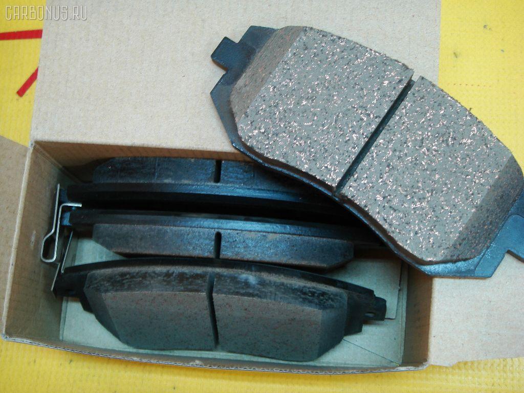 Тормозные колодки SUBARU FORESTER SH5. Фото 2