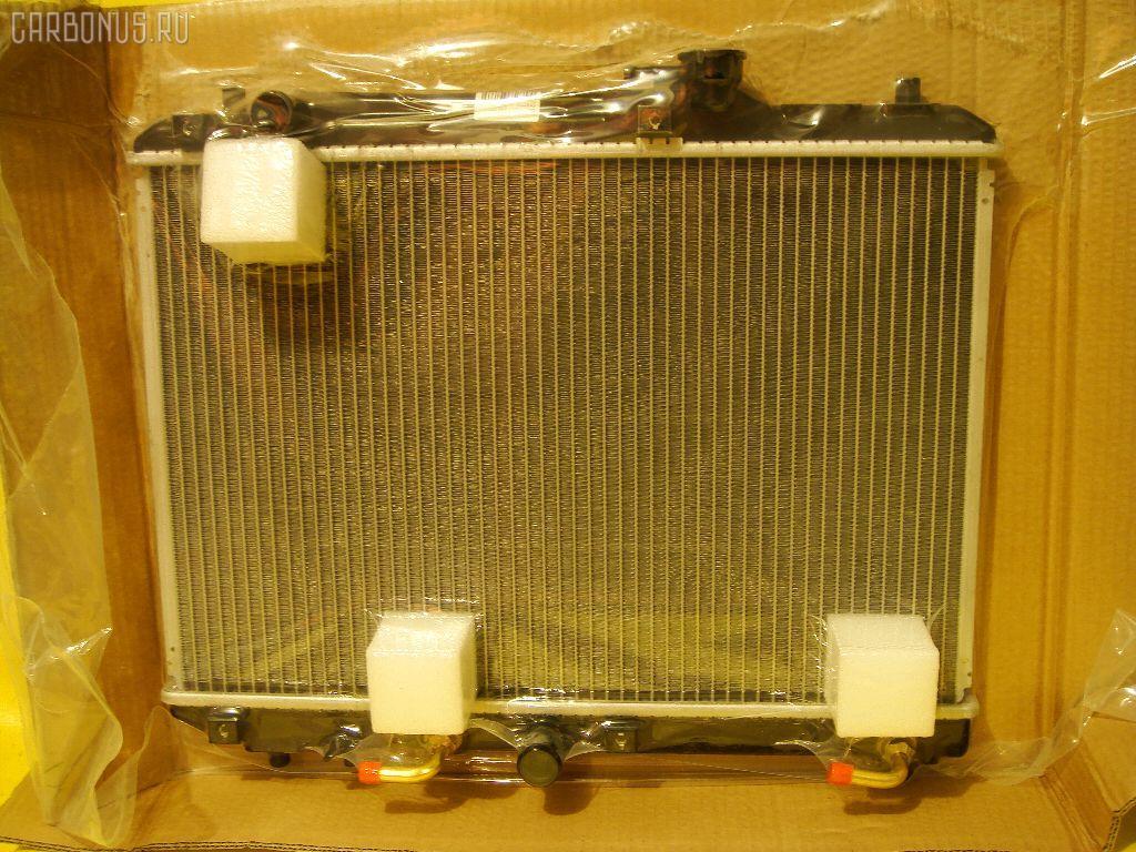 Радиатор ДВС SUZUKI CULTUS CG21W G15A. Фото 6