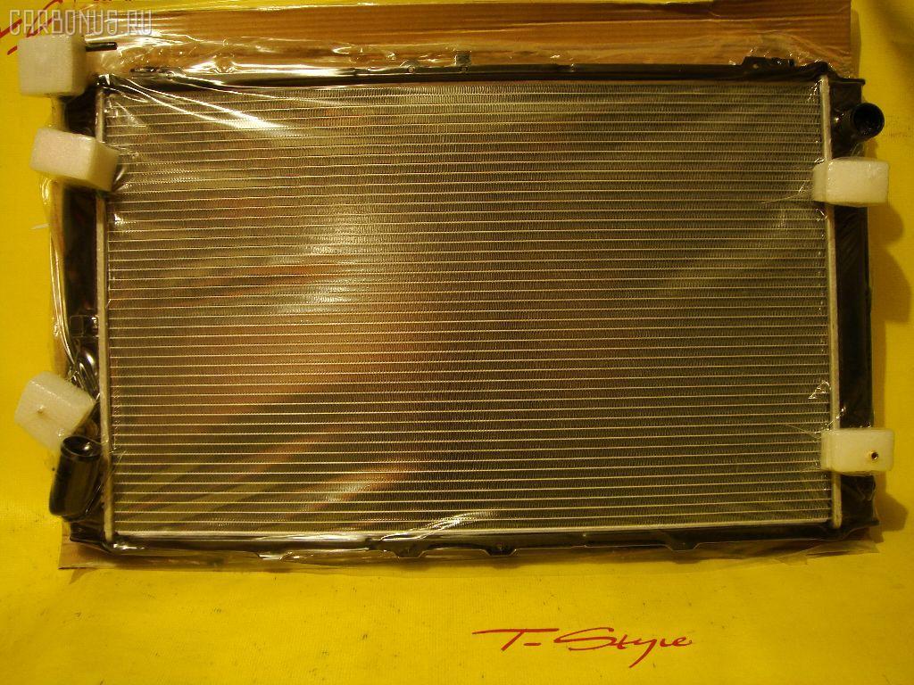 Радиатор ДВС NISSAN PATROL Y60 TD42. Фото 7