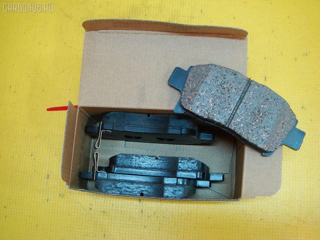 Тормозные колодки TOYOTA VITZ SCP10. Фото 1