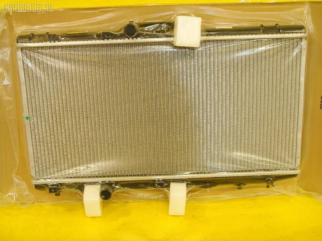 Радиатор ДВС TOYOTA COROLLA AE100. Фото 6