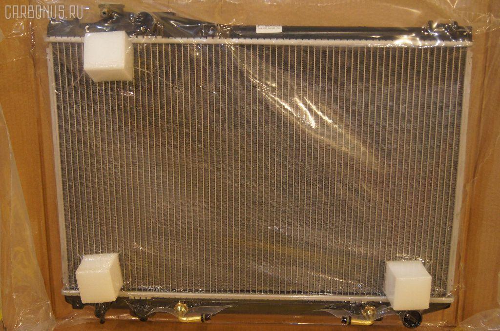 Радиатор ДВС TOYOTA CROWN JZS141 1JZ-GE. Фото 3