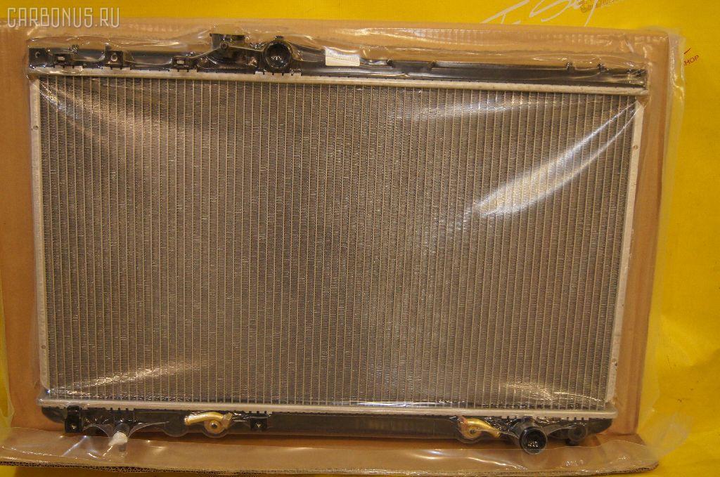 Радиатор ДВС TOYOTA MARK II JZX90 1JZ-GE. Фото 2