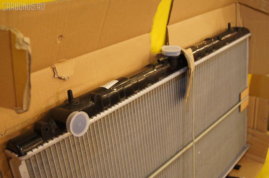 Радиатор ДВС NISSAN SAFARI Y61 TB45-E. Фото 6