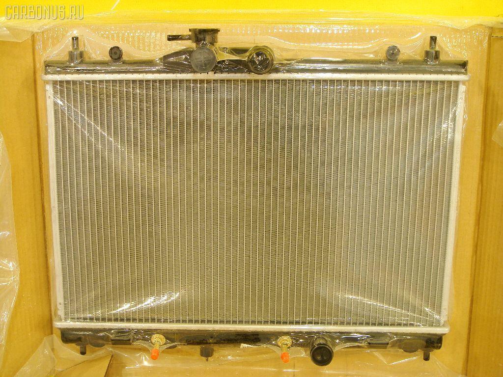 Радиатор ДВС NISSAN TIIDA C11. Фото 11