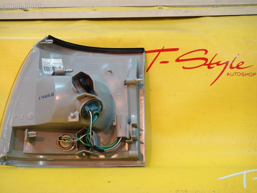 Поворотник к фаре TOYOTA HIACE LH100. Фото 8
