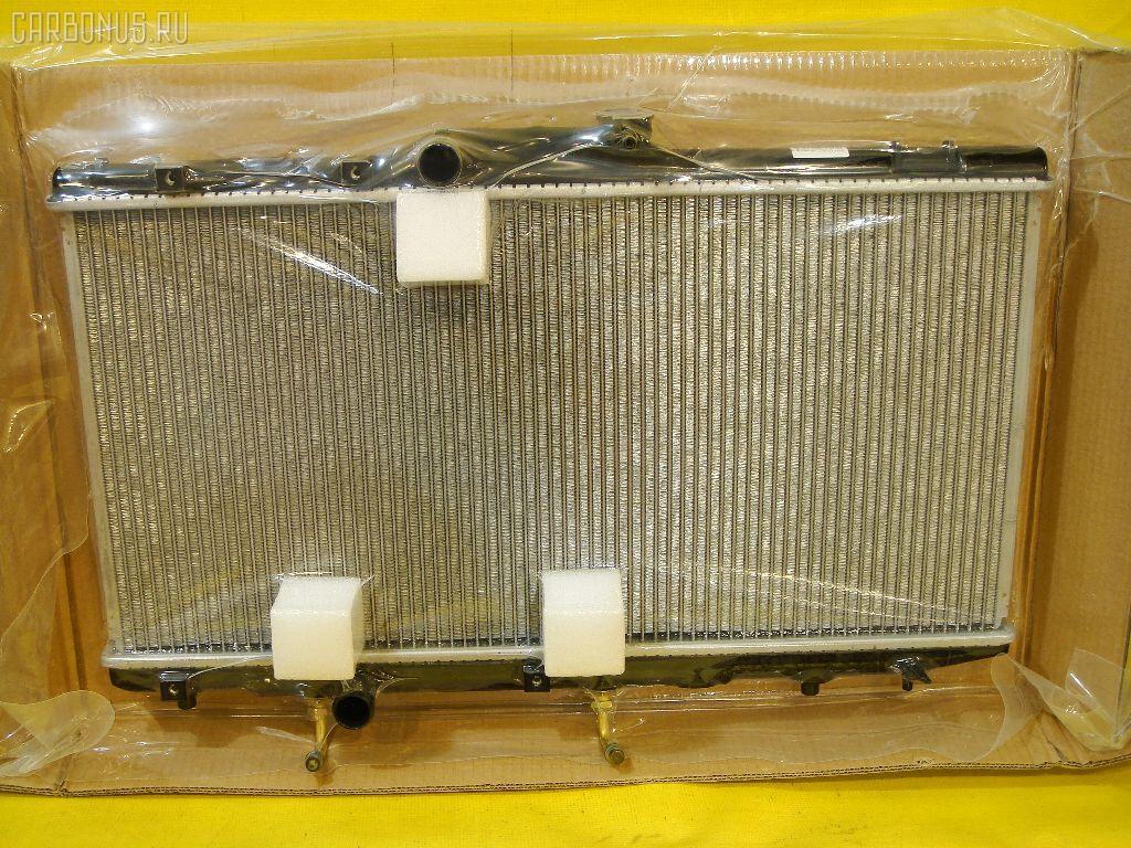 Радиатор ДВС TOYOTA COROLLA AE100. Фото 7