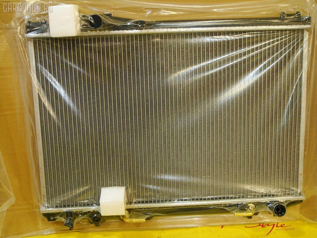 Радиатор ДВС TOYOTA CROWN JZS141 1JZ-GE. Фото 5
