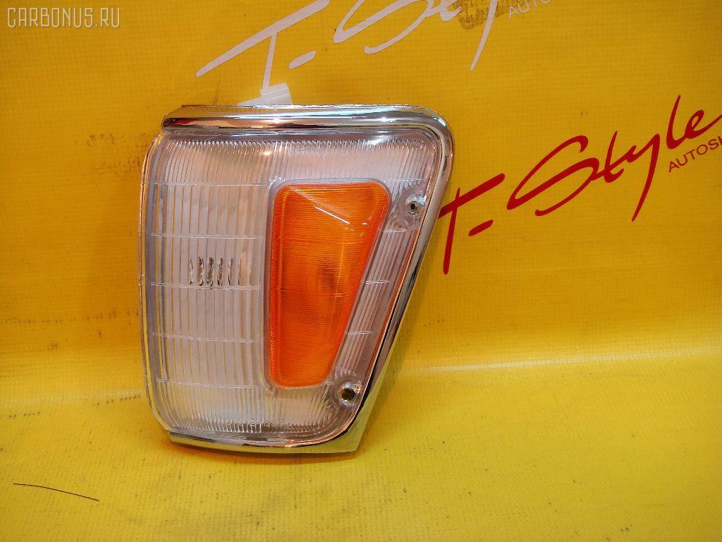 Поворотник к фаре TOYOTA HILUX SURF KZN130. Фото 2