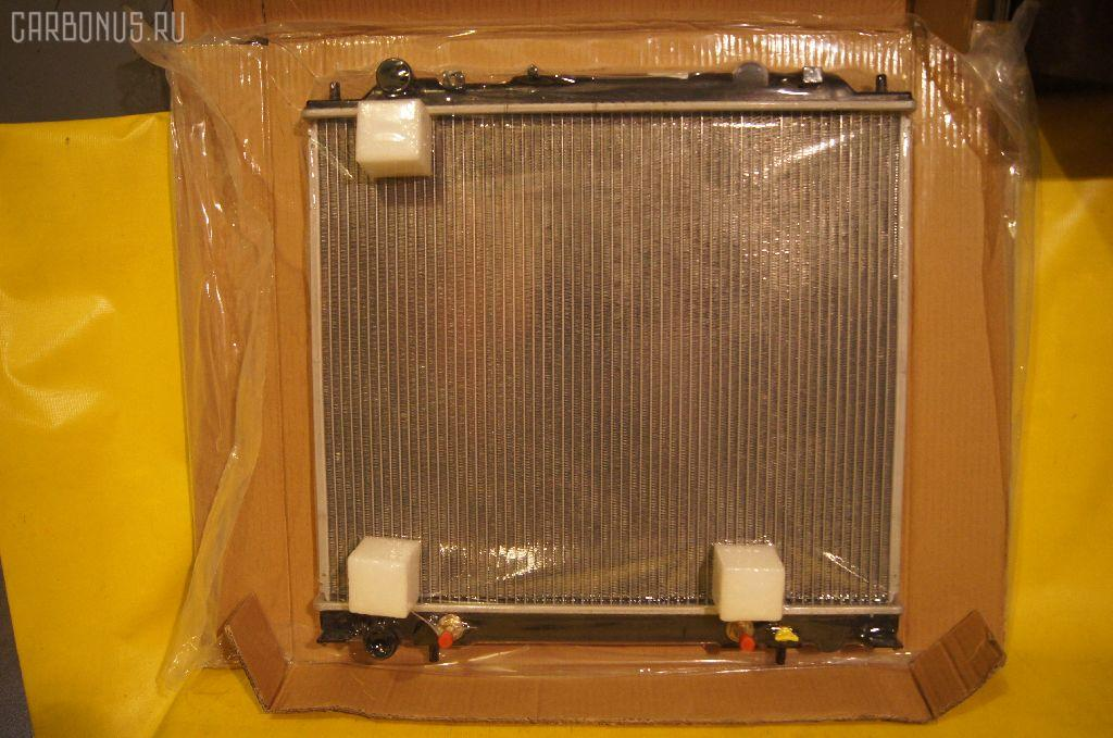 Радиатор ДВС MITSUBISHI DELICA SPACE GEAR PF6W 4G64. Фото 7
