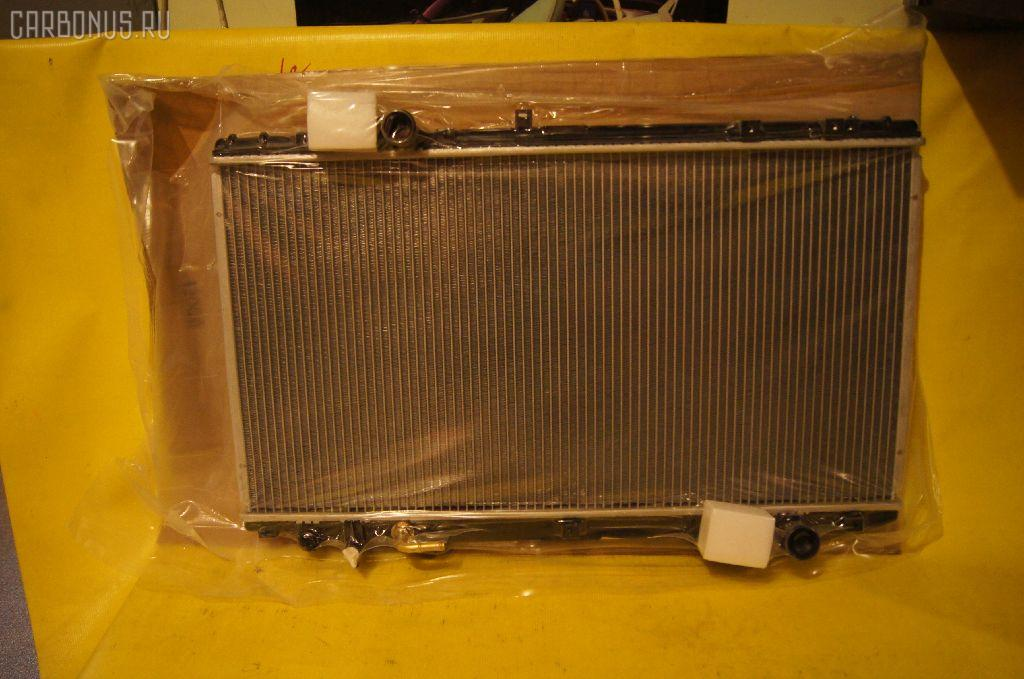 Радиатор ДВС TOYOTA ARISTO JZS161 2JZ-GTE. Фото 1