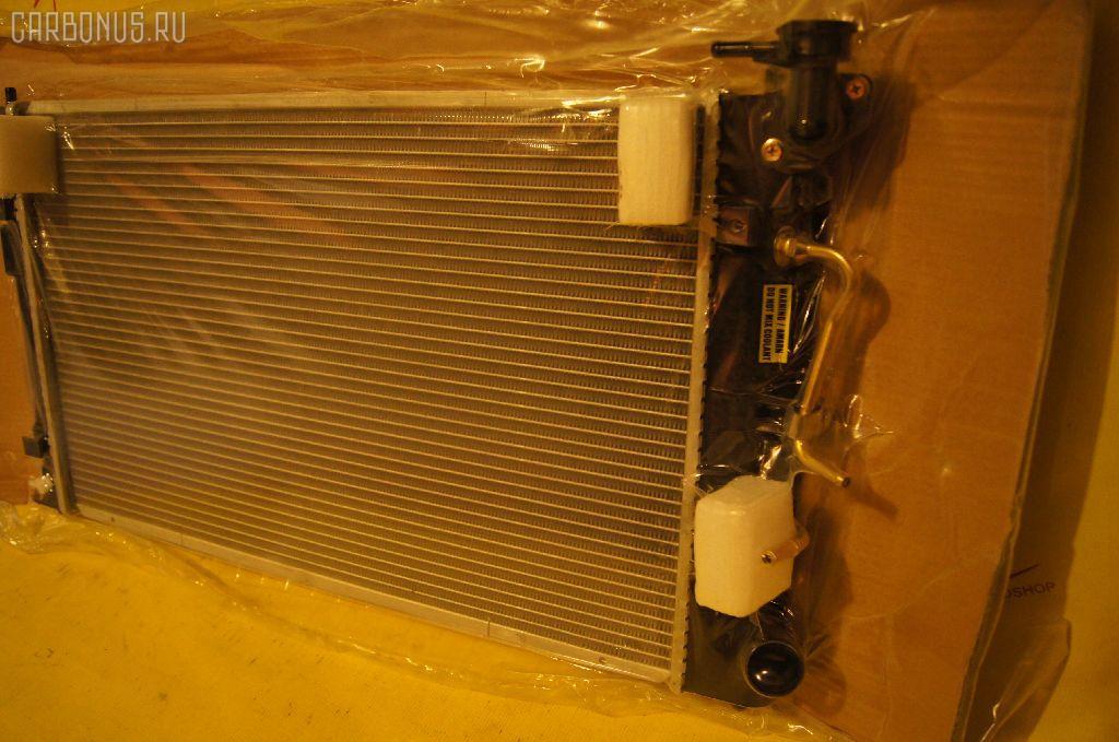 Радиатор ДВС TOYOTA COROLLA CE121 3C. Фото 5