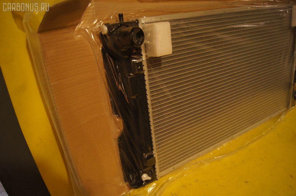 Радиатор ДВС TOYOTA COROLLA CE121 3C. Фото 6