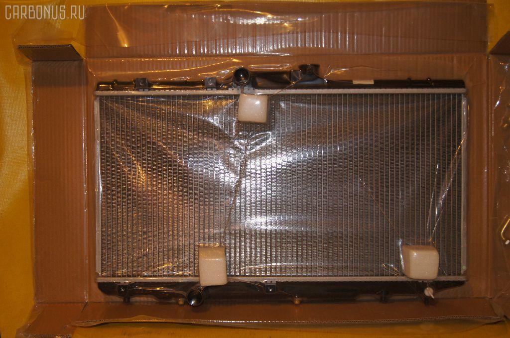 Радиатор ДВС TOYOTA COROLLA AE100. Фото 8