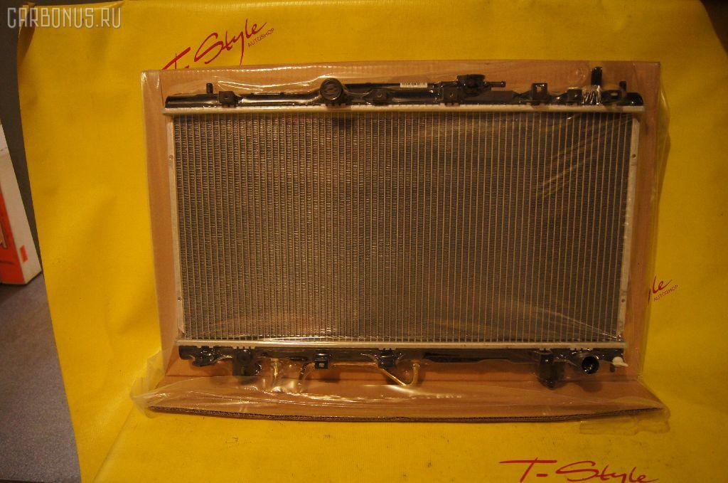 Радиатор ДВС TOYOTA CALDINA ST191G 3S-FE. Фото 11