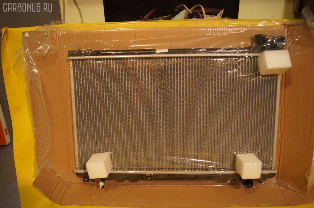 Радиатор ДВС TOYOTA MARK II JZX110 1JZ-FSE. Фото 1