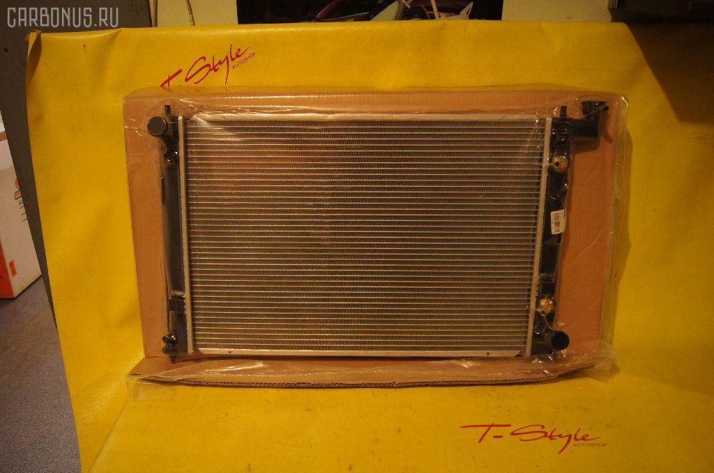 Радиатор ДВС TOYOTA PREMIO ZZT240 1ZZ-FE Фото 1