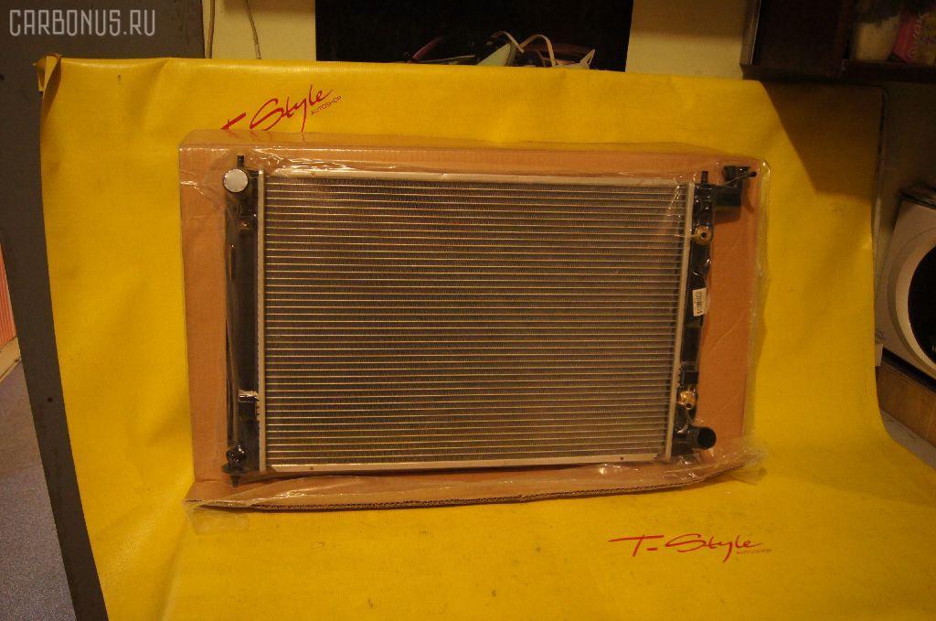 Радиатор ДВС TOYOTA PREMIO ZZT240 1ZZ-FE Фото 2