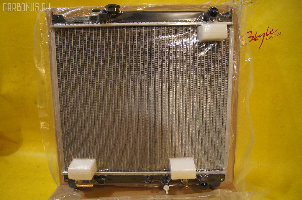 Радиатор ДВС SUZUKI ESCUDO TD01W G16A. Фото 4