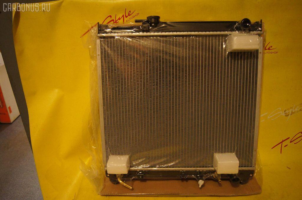 Радиатор ДВС SUZUKI ESCUDO TD01W G16A. Фото 5