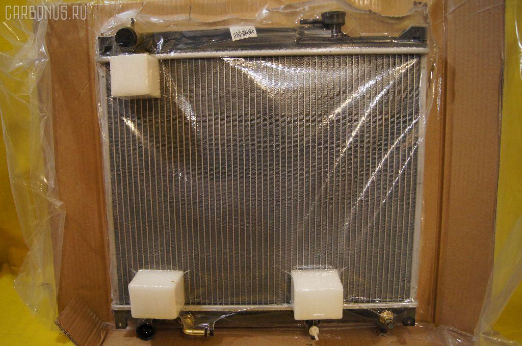Радиатор ДВС SUZUKI ESCUDO TD11W H20A. Фото 7