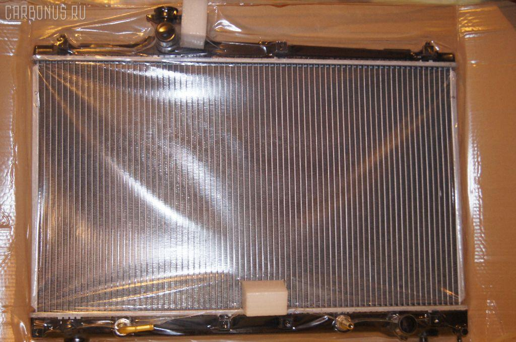 Радиатор ДВС TOYOTA IPSUM ACM20. Фото 2
