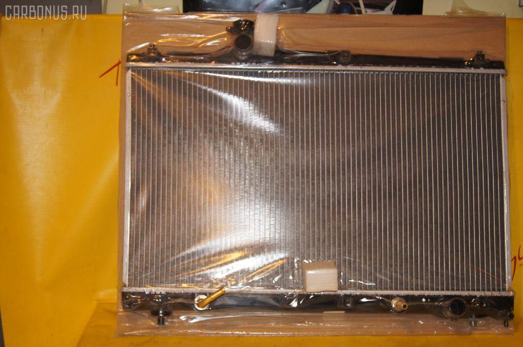 Радиатор ДВС TOYOTA IPSUM ACM20. Фото 3