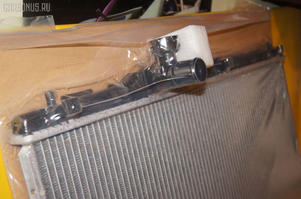 Радиатор ДВС TOYOTA IPSUM ACM20. Фото 4