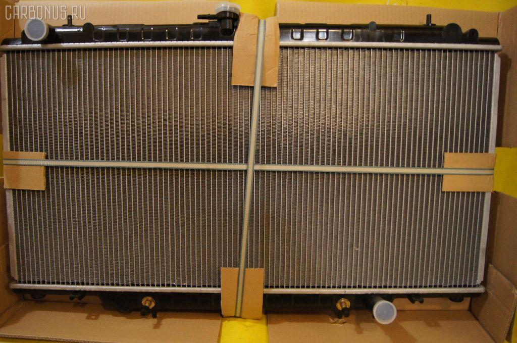 Радиатор ДВС NISSAN SAFARI Y61 TB45-E. Фото 8