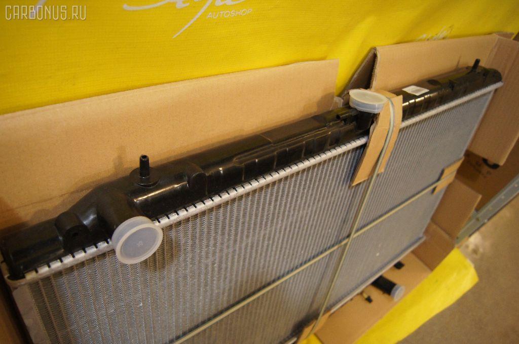 Радиатор ДВС NISSAN SAFARI Y61 TB45-E. Фото 9